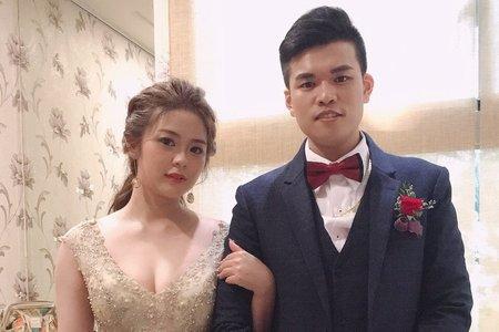 好婚 X 男女神世紀婚禮  @一葉