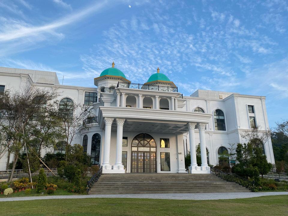 唯愛庭園 Vena Manor,和長輩確定好舉辦晚上的婚禮