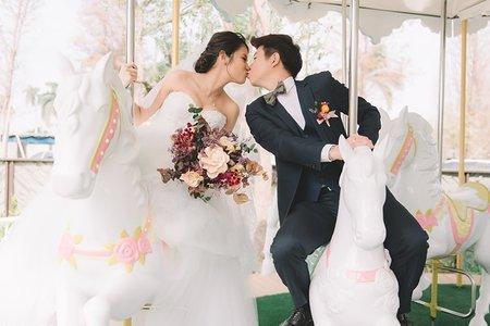 寬悅花園酒店 Wedding