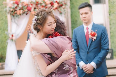 萬豪酒店 Wedding