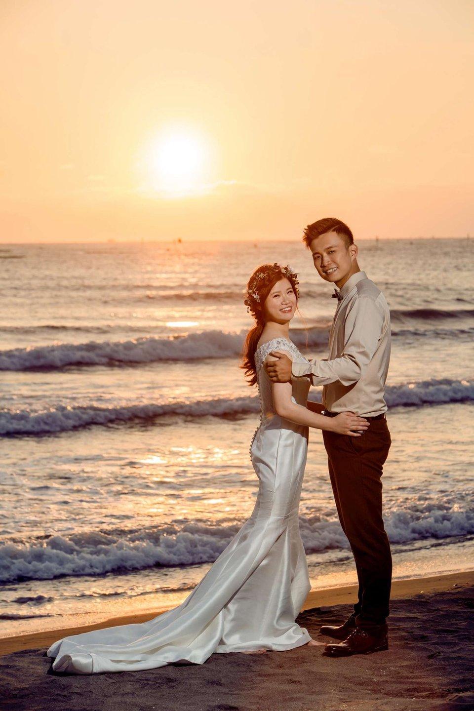 翡麗婚禮台南旗艦店,婚照