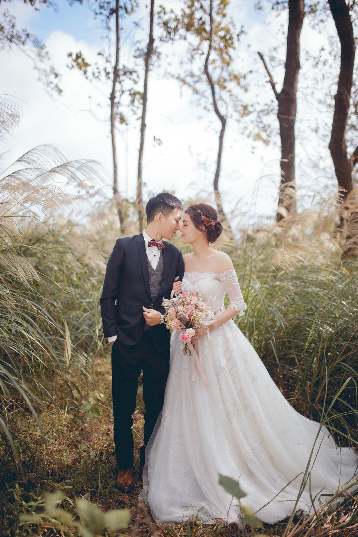 Elisa艾莉莎婚紗攝影工作室-桃園中壢,訂了不會後悔的婚紗工作室