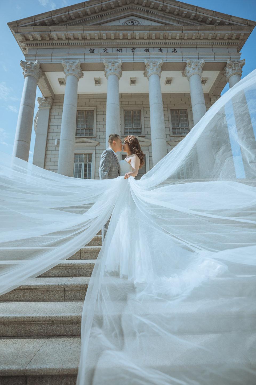 【Judy婚紗】茱蒂文創 · 婚禮,很推薦大家來judy婚紗留下美好的回憶!