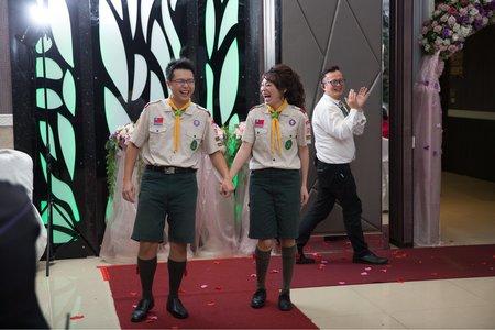 訂婚午宴|台中星時代婚宴會館
