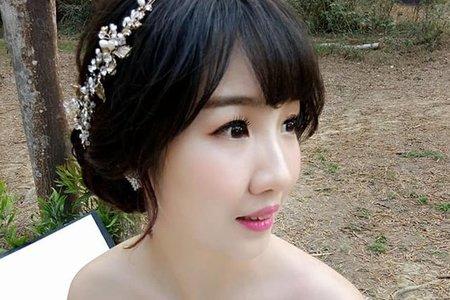 新秘EMILY婚紗外拍(1)