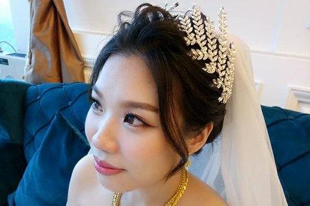 Bride欣怡訂結-台北101晚宴