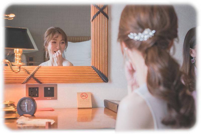 【 婚禮動態紀實 】小資新人專屬幸福紀錄作品