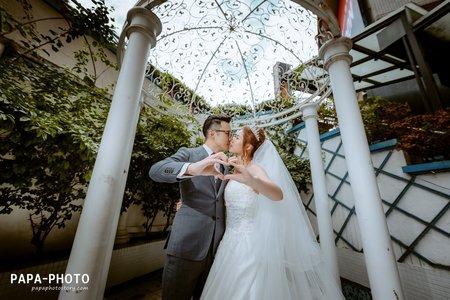 CK+VIVI 婚攝台南海鮮會館婚攝趴趴/士林台南海鮮餐廳/PAPA-PHOTO桃園婚攝團隊