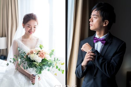 ♥結婚包套:儀式+晚宴3造型 ♥