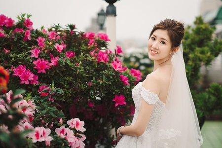 白紗造型/氣質優雅