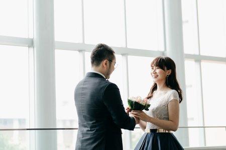 ◇ Elaine Sun ◇ 盈帆婚禮 ◇