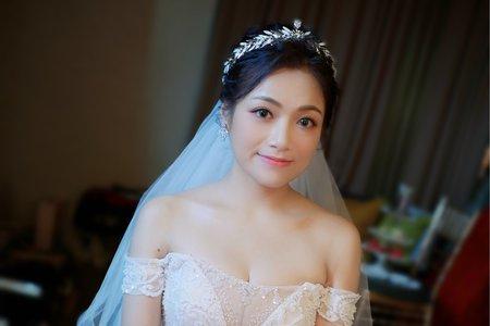 婚禮造型/類婚紗/佩岑婚禮◇