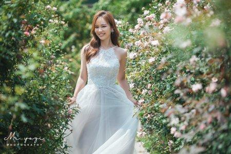 韓式婚紗/自主婚紗/韓風造型