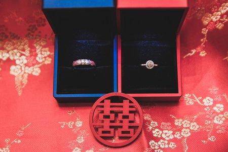 燁榮&藝家 訂婚儀式 | 台南大飯店