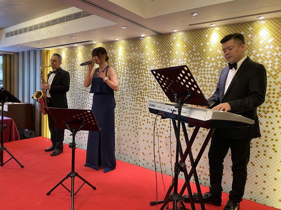 經典爵士三重奏組合 - 賀本音樂設計/美式主持/互動式音樂表演《結婚吧》
