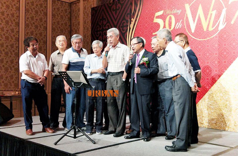 商業活動50周年慶 - 賀本音樂設計/美式主持/互動式音樂表演《結婚吧》