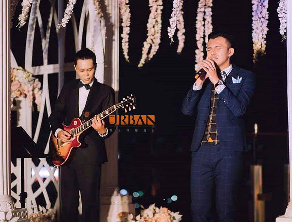 戶外式湖畔派對婚禮 - 賀本音樂設計/美式主持/互動式音樂表演《結婚吧》