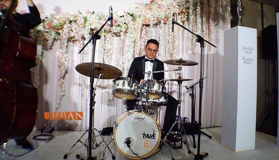爵士六重奏組合 (2) - 賀本音樂設計/美式主持/互動式音樂表演《結婚吧》
