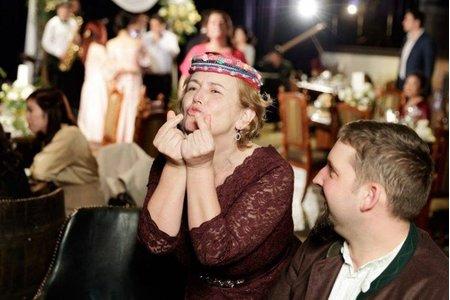 美式派對戶外婚禮