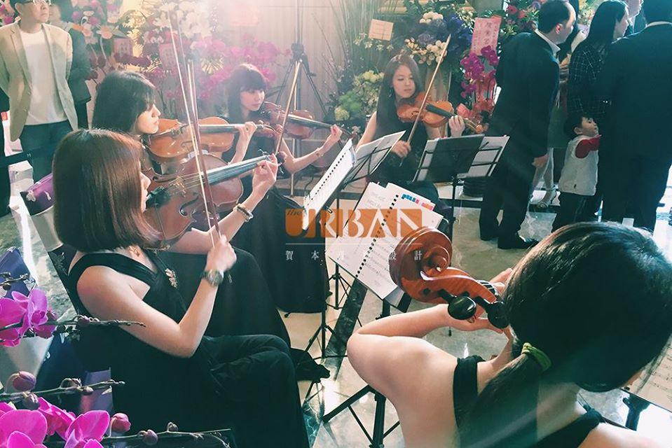 美福大飯店茶會迎賓4 - 賀本音樂設計/美式主持/互動式音樂表演《結婚吧》