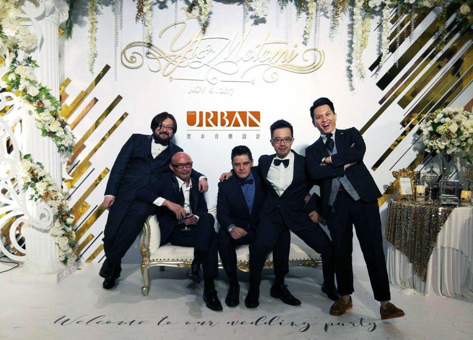 外籍歌手帶動賓客時刻3 - 賀本音樂設計/美式主持/互動式音樂表演《結婚吧》