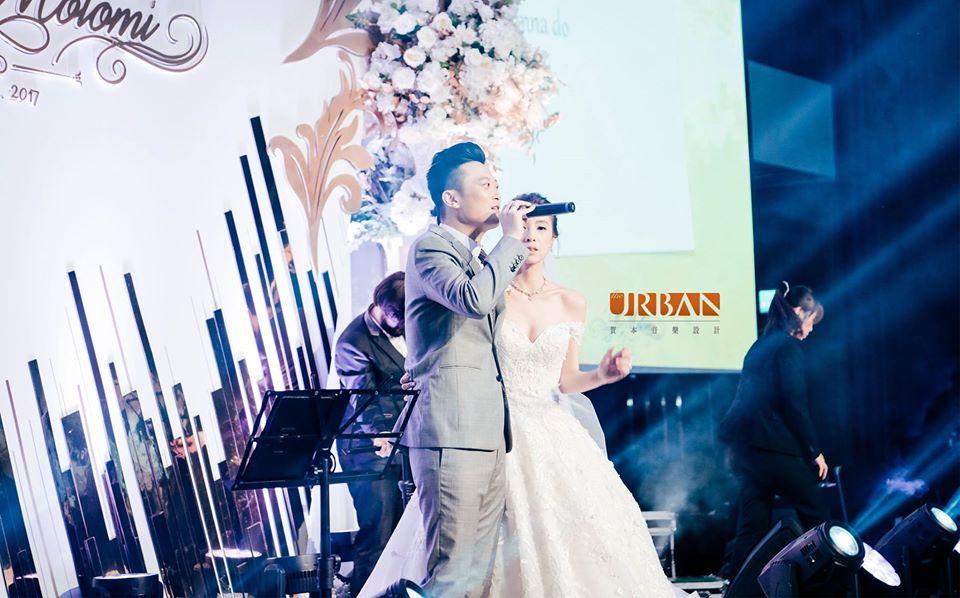 幸福時刻 - 賀本音樂設計/美式主持/互動式音樂表演《結婚吧》