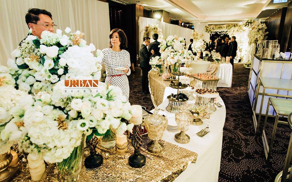 政商名流世紀婚禮2 - 賀本音樂設計/美式主持/互動式音樂表演《結婚吧》
