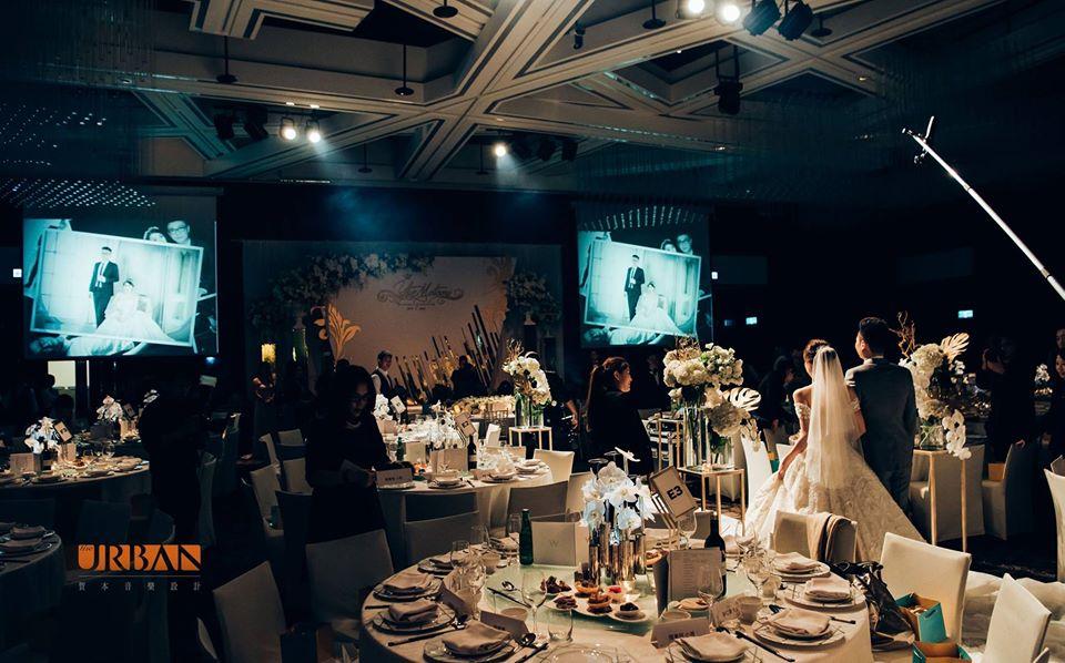 政商名流世紀婚禮4 - 賀本音樂設計/美式主持/互動式音樂表演《結婚吧》