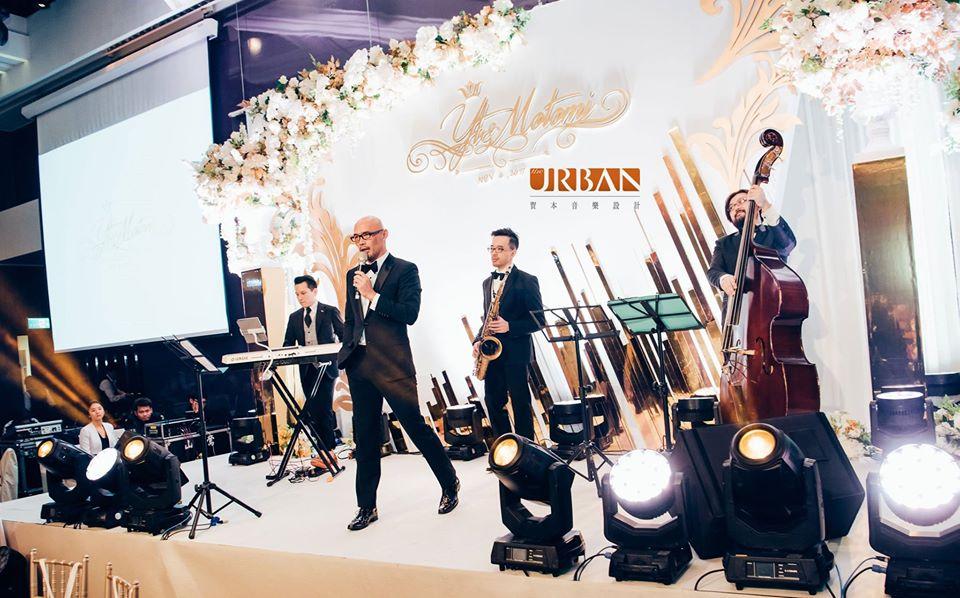 專業的樂手老師 - 賀本音樂設計/美式主持/互動式音樂表演《結婚吧》