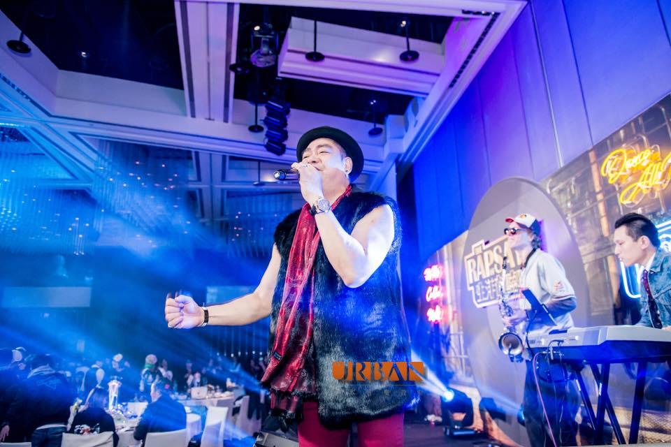 營造派對美式氣氛1 - 賀本音樂設計/美式主持/互動式音樂表演《結婚吧》