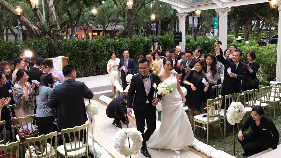 美式婚禮戶外派對4 - 賀本音樂設計/美式主持/互動式音樂表演《結婚吧》