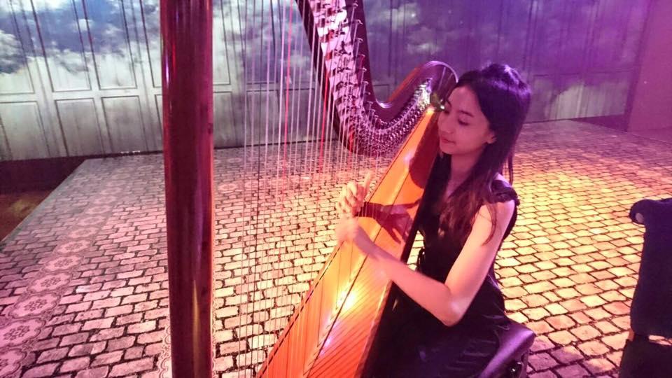 古典優雅三重奏組合2 - 賀本音樂設計/美式主持/互動式音樂表演《結婚吧》