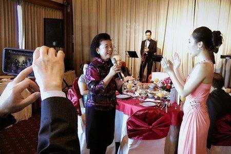 圓山飯店派對餐敘互動式演出