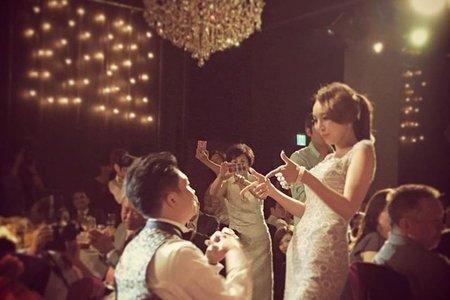 美式浪漫婚禮氛圍婚禮