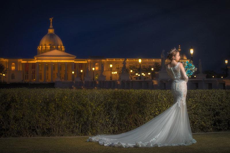 藝術照婚紗方案作品