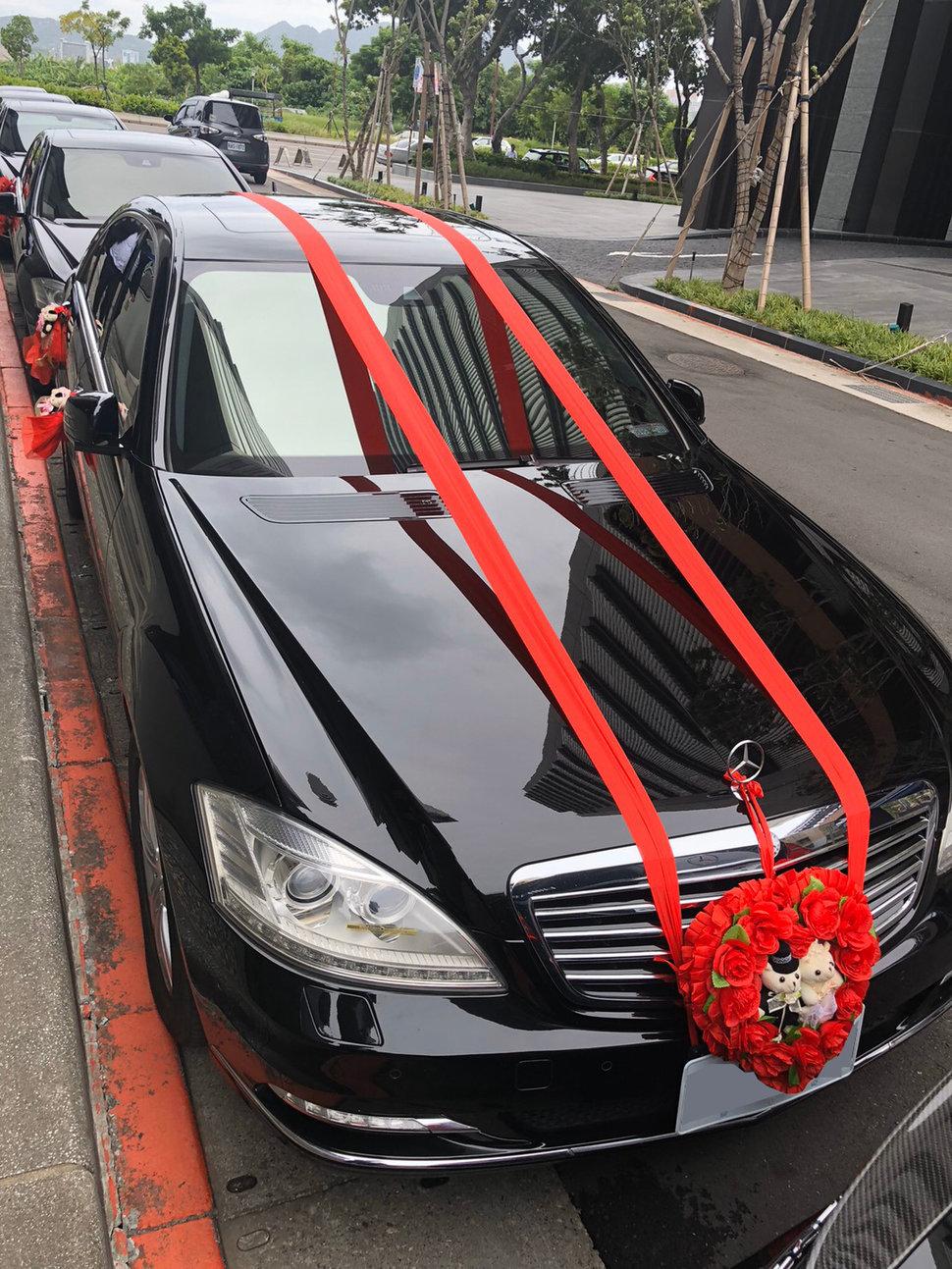 賓士W221 - 我願意專業結婚禮車《結婚吧》