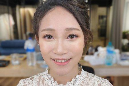 Vivian makeup【新娘妝髮造型】