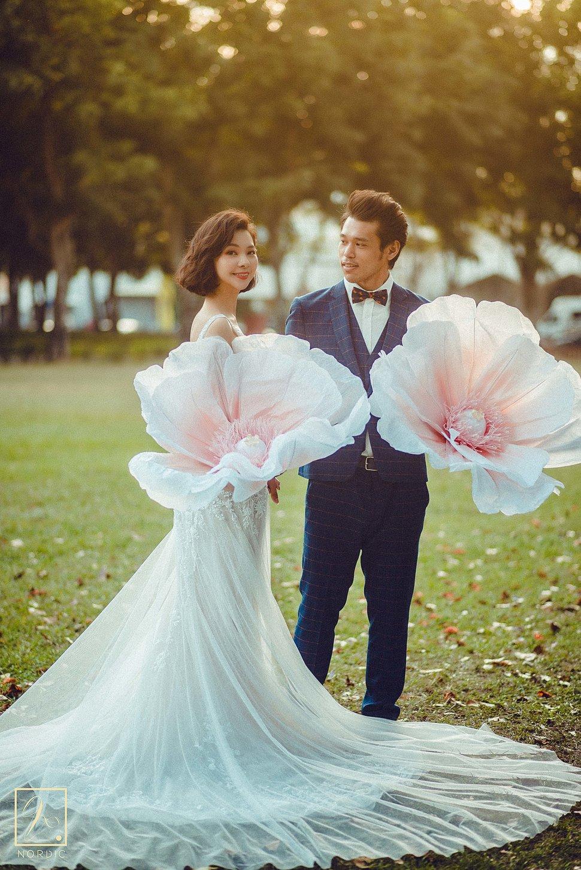 草原婚紗、浪漫婚紗6 │ Nordic 那一刻北歐婚紗 台中 - 台中-Nordic 那一刻北歐婚紗攝影《結婚吧》