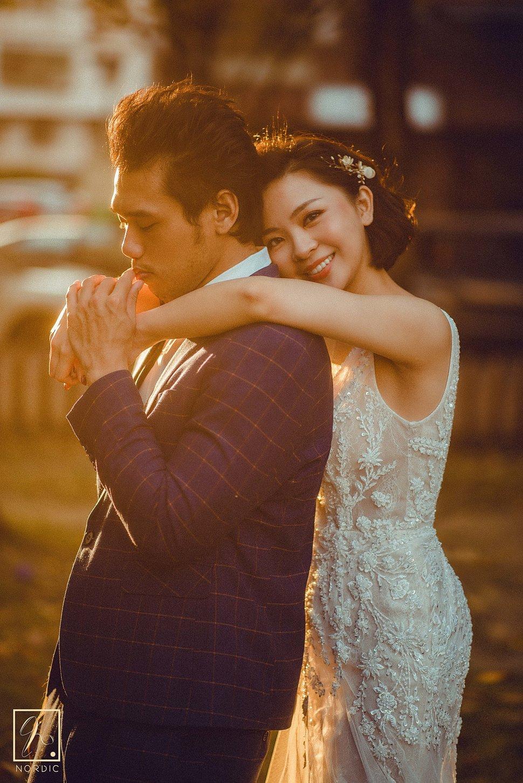草原婚紗、浪漫婚紗16 │ Nordic 那一刻北歐婚紗 台中 - 台中-Nordic 那一刻北歐婚紗攝影《結婚吧》