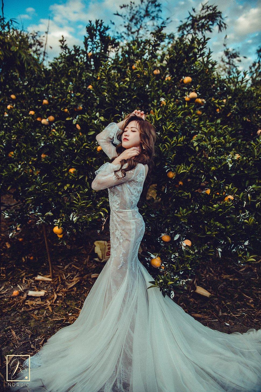 落羽松婚紗、果園婚紗、唯美婚紗3 │ Nordic 那一刻北歐婚紗 台中 - 台中-Nordic 那一刻北歐婚紗攝影《結婚吧》