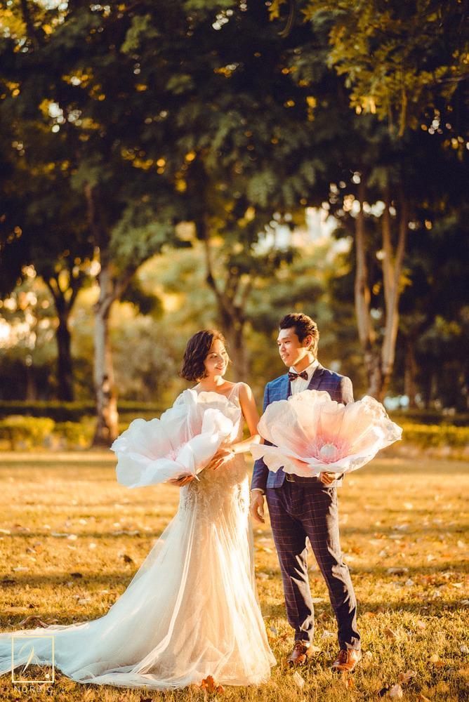 草原婚紗、浪漫婚紗13 │ Nordic 那一刻北歐婚紗 台中 - 台中-Nordic 那一刻北歐婚紗攝影《結婚吧》