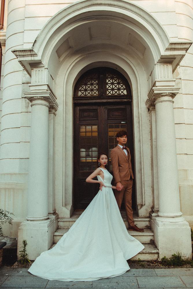 現代婚紗、時尚婚紗 │Nordic 那一刻北歐婚紗 台中 - 台中-Nordic 那一刻北歐婚紗攝影《結婚吧》