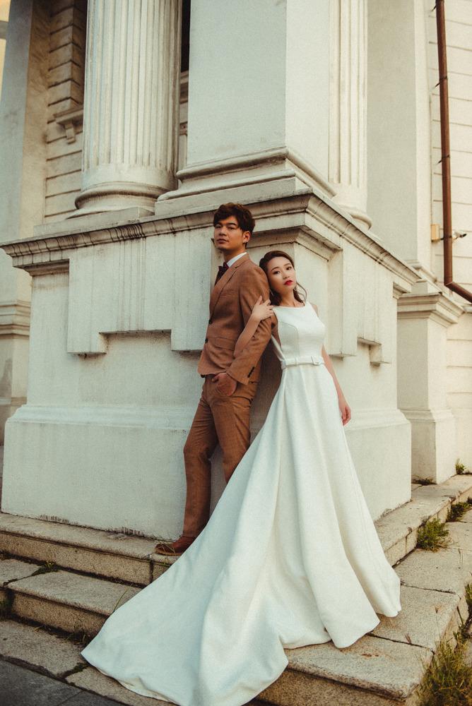現代婚紗、時尚婚紗3 │Nordic 那一刻北歐婚紗 台中 - 台中-Nordic 那一刻北歐婚紗攝影《結婚吧》