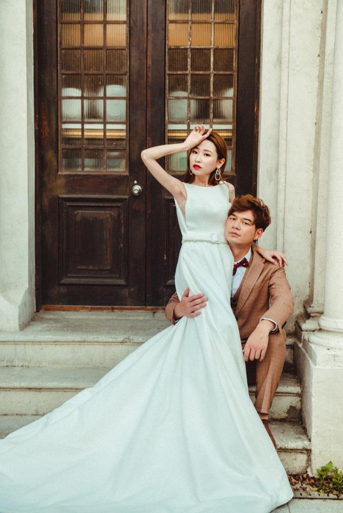 現代婚紗、時尚婚紗8 │Nordic 那一刻北歐婚紗 台中 - 台中-Nordic 那一刻北歐婚紗攝影《結婚吧》