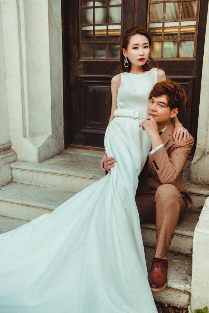 現代婚紗、時尚婚紗9 │Nordic 那一刻北歐婚紗 台中 - 台中-Nordic 那一刻北歐婚紗攝影《結婚吧》