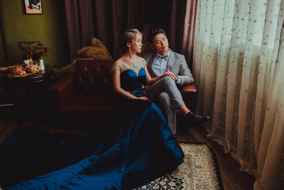 棚拍婚紗、個性婚紗 │ Nordic 那一刻北歐婚紗 台中 - 台中-Nordic 那一刻北歐婚紗攝影《結婚吧》