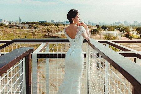 歐美時尚婚紗、個性婚紗  │ Nordic 那一刻北歐婚紗 台中