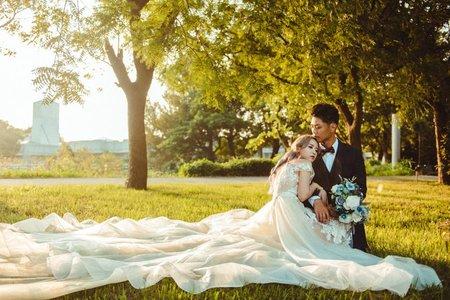 自然婚紗、經典婚紗 │ Nordic 那一刻北歐婚紗 台中