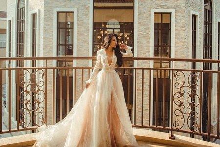 自然婚紗、時尚雜誌婚紗 │ Nordic 那一刻北歐婚紗 台中