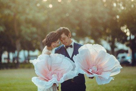 草原婚紗、浪漫婚紗 │ Nordic 那一刻北歐婚紗 台中